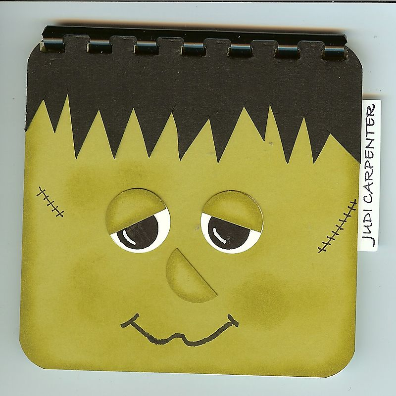 Frankie sticky notes