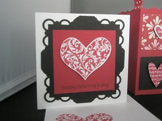 Valentine 3x3 card 1